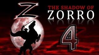 The Shadow of Zorro (PS2, PC) Walkthrough Part 4