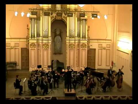 Alban Berg - Three pieces from Lyric suite for string orchestra (3)