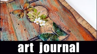 Art Journal | Escape the ordinary