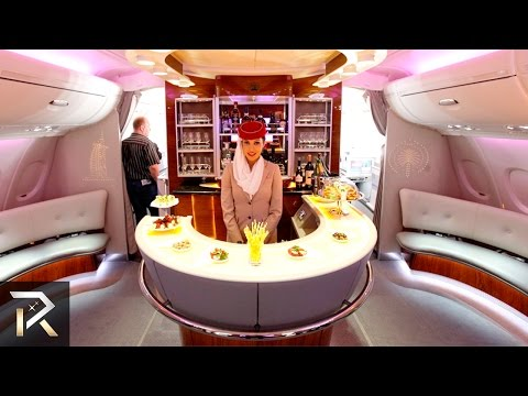 Thumbnail: 10 Luxurious First Class Flights For The Rich