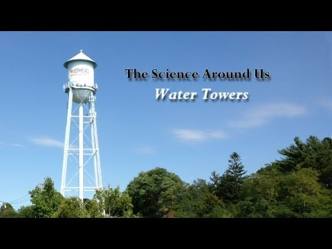 Science Around Us - Water Towers