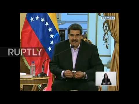 Venezuela: 'Donald Trump, hands off' – Maduro