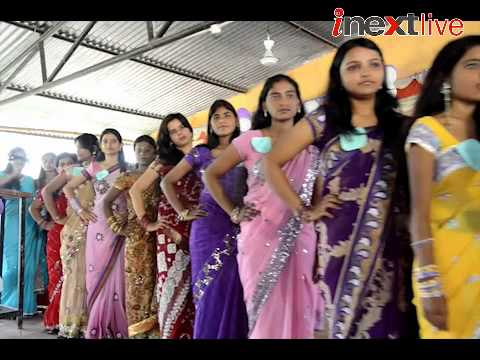 Freshers Party in Arvind Mahila College - YouTube