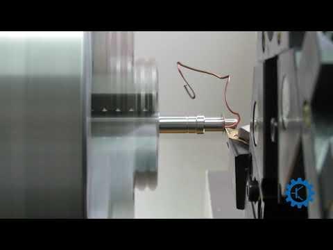 ТС16К20Ф3 обработка первой детали