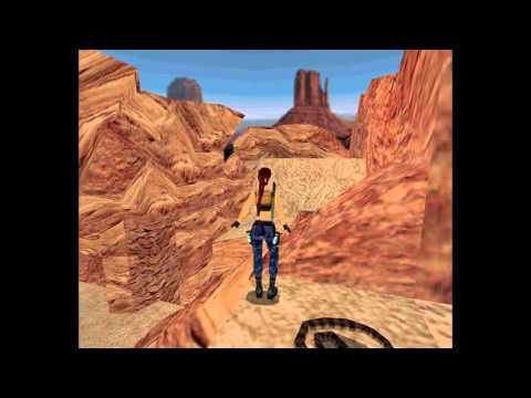 Tomb Raider 3 végigjátszás - Level 5 - Nevada Desert (no medpack run)