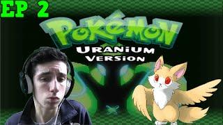 """Pokémon Uranium ep 2 """"ADORO QUESTA SERIE"""""""