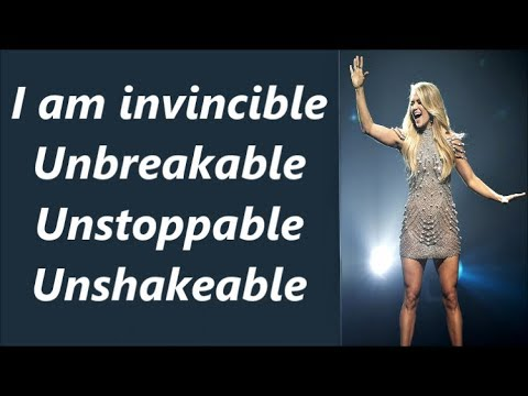 The Champion - Carrie Underwood (ft. Ludacris)