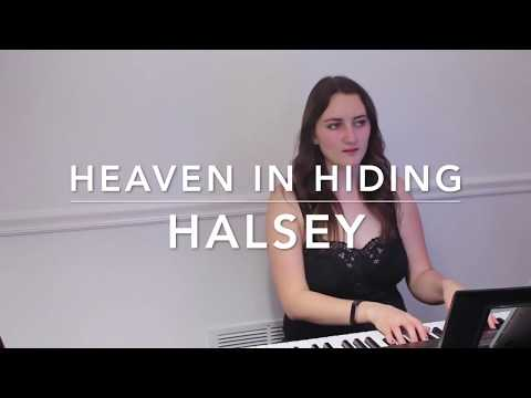 Halsey - Heaven In Hiding Cover by Emily Graye
