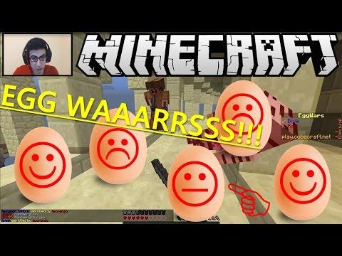 Minecraft Türkçe Egg Wars