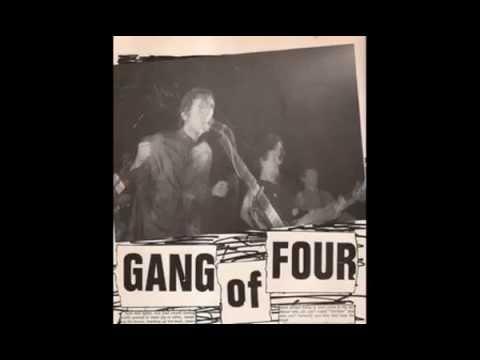 Gang of Four -  California Hall, 8th Nov '80
