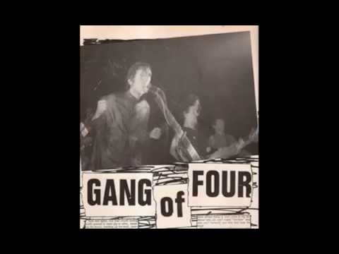 Gang of Four -  California Hall, 8th Nov '80