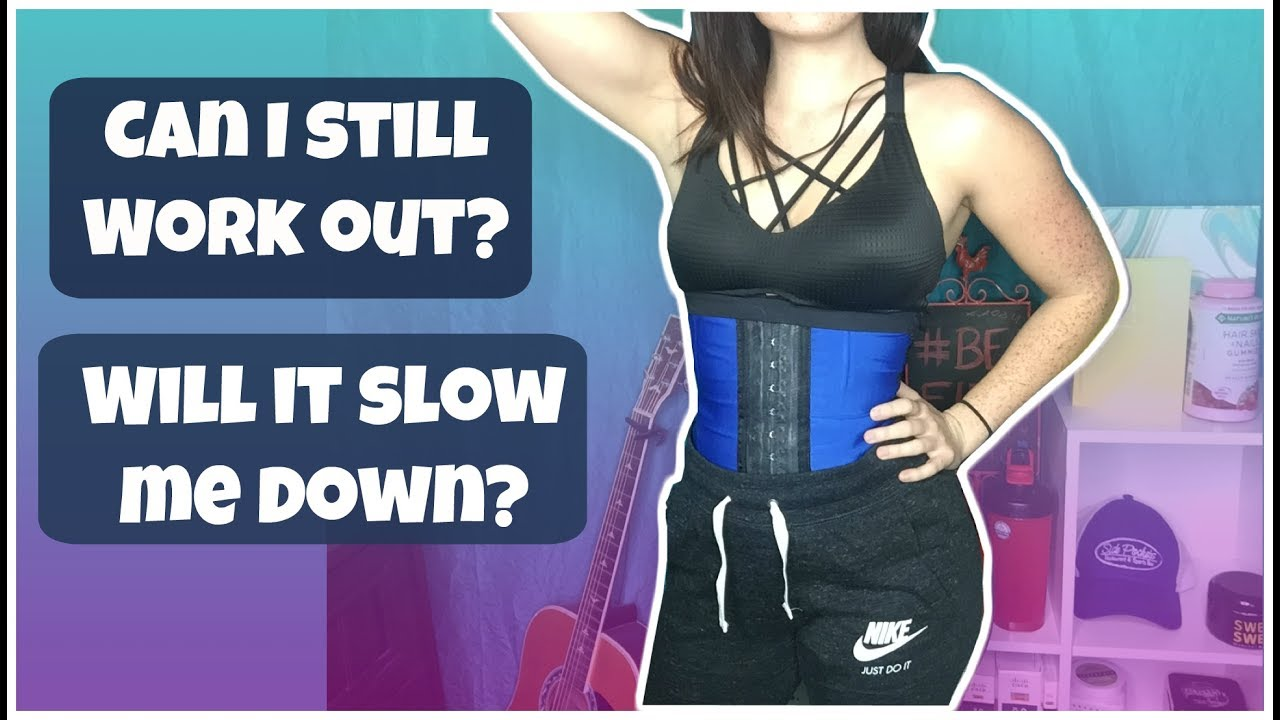6d452dc70f7 I Tried Working Out With A Waist Trainer