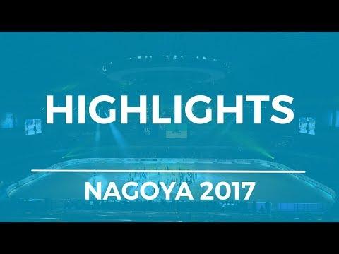 Jr. FREE DANCE DAY 3 HIGHLIGHTS- ISU JGP Final - -Nagoya 2017