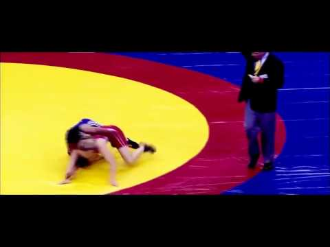 Geeta Phogat gold medal match Commonwealth 2010 final