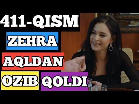Qora Niyat 411 Uzbek Tilida Turk Film кора ният 411 кисм
