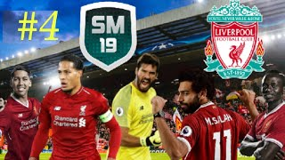 LIVERPOOL RTG EPISODE 4 - Road to the Title   Soccer Manager 19   SM19  