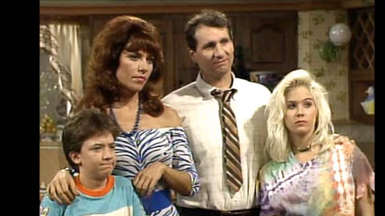 AL FROM MARRIED WITH CHILDREN IN NETFLIX SHOW