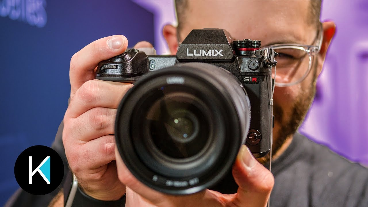Panasonic S1 And S1r First Look Full Frame Mirrorless