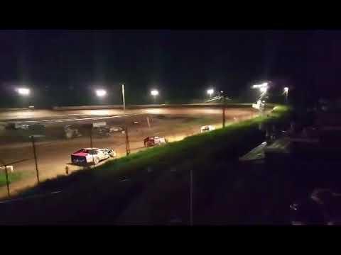 Dustin Duncan- Wartburg Speedway July 18, 2015