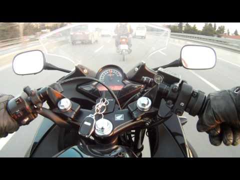 Honda CBR 125 Top Speed