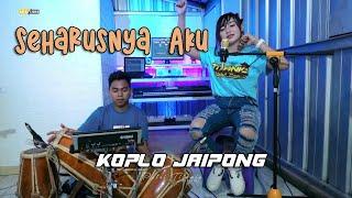 Download SEHARUSNYA AKU Versi KOPLO JAIPONGAN Cover PUTRI TITANIA Feat KOKO OFFICIAL