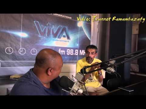 Jeannot Ramambazafy 3 Radio Viva 06 janvier 2015