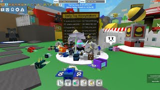 Roblox Bee swarm simulator German/English a bit of both