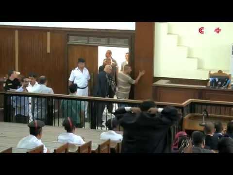 Egyptian Court Sentences Al-Jazeera Journalists to 3 Years in Prison
