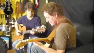 "Michael Fix & Sam Shepherd ""Optimystical"" guitar duet"