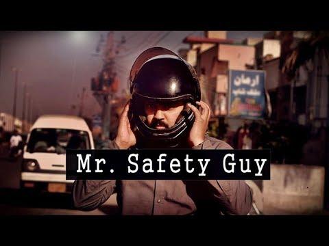 Mr. Safety Guy   The Idiotz