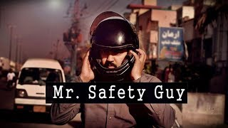 Mr. Safety Guy | The Idiotz