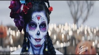 ¿Calabaza o Catrina?  Día de Muertos  Cerveza Victoria 2015