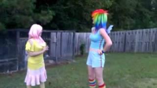 MLP Cosplay Video: Fluttershy's Cheer