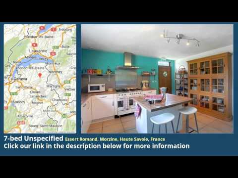 7-bed Unspecified for Sale in Essert Romand, Morzine, Haute Savoie, France on frenchlife.biz