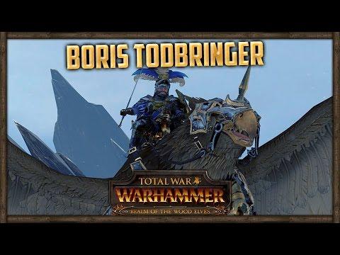 how to get boris todbringer