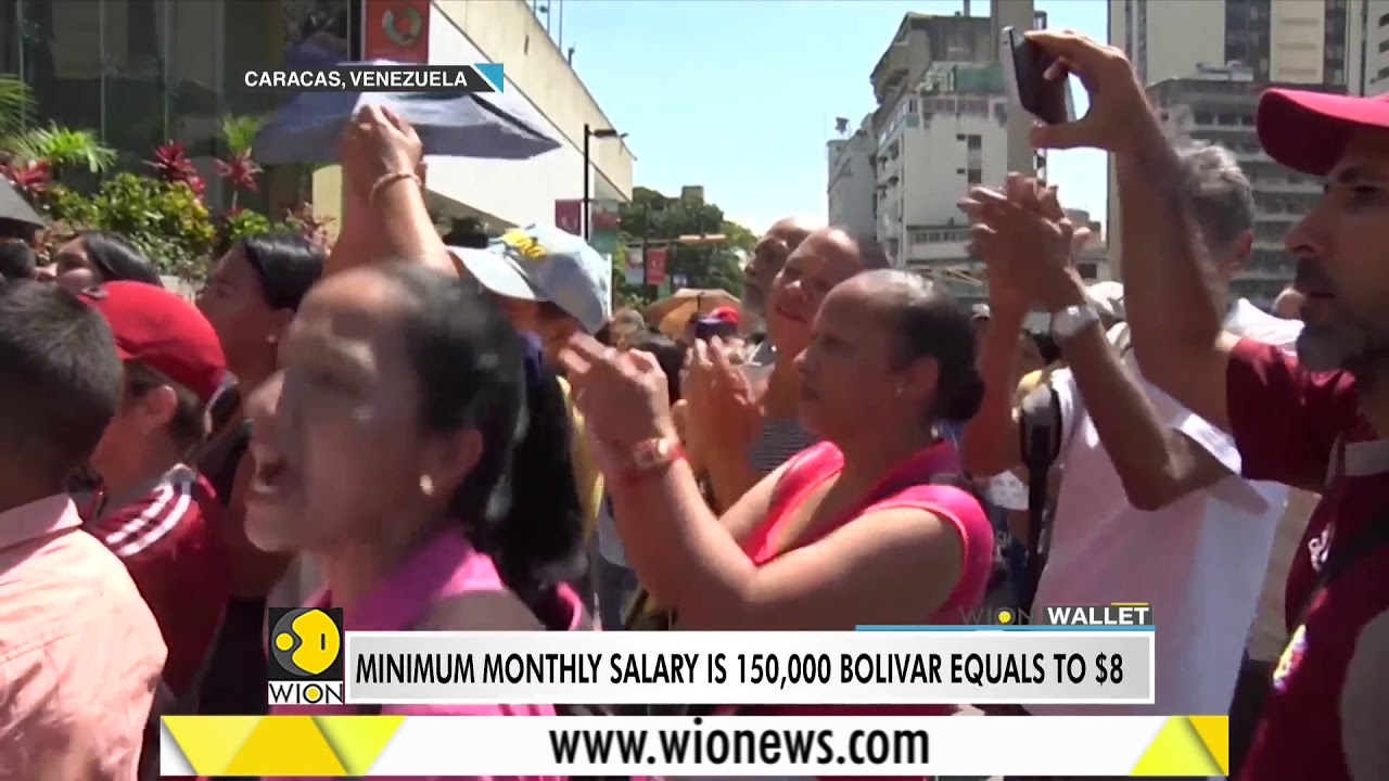 WION Wallet: Teachers continue protest in Venezuela for better working conditions