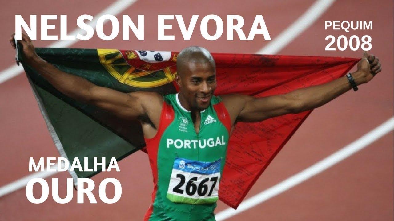 Nelson Évora - Medalha de Ouro (Jogos Olímpicos Pequim, 2008)
