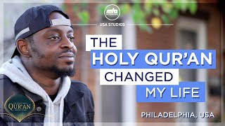 [4K] HOW THE HOLY QUR'AN CHANGED MY LIFE: Brother Isma'il Chase from Philadelphia, USA