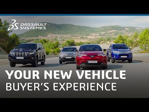 Delivering your New Vehicle Buyer's Experience – Dassault Systèmes