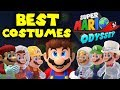 TOP 10 BEST Costumes! - Super Mario Odyssey