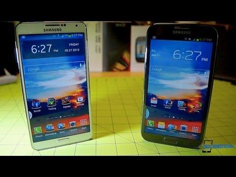 Galaxy Note Vs Galaxy Note