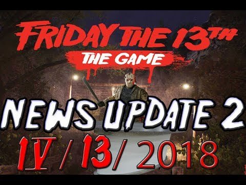 Friday the 13th The Game News Update 2