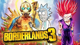 Kree Finds Rick and Morty Easter Egg in Borderlands 3. Wick & Warty Quest Guide in Borderlands 3