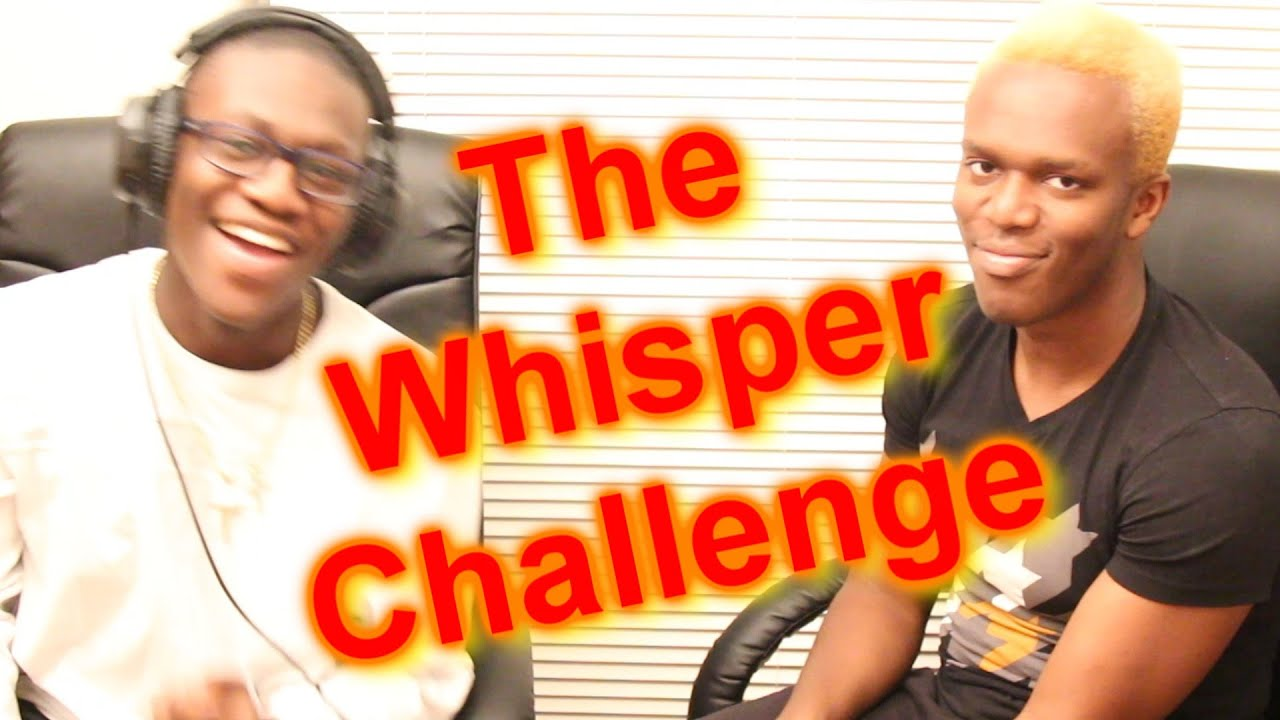 Download The Whisper Challenge With My Bro