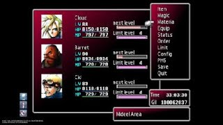 FINAL FANTASY VII 99M Gil trophy quick guide