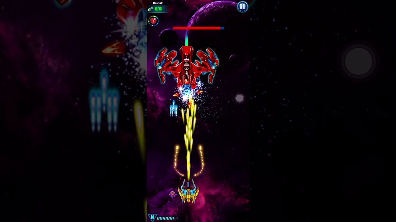 [Campaign] Level 76 GALAXY ATTACK: ALIEN SHOOTER | Best Arcade Shoot'up Game Play via iOS Android