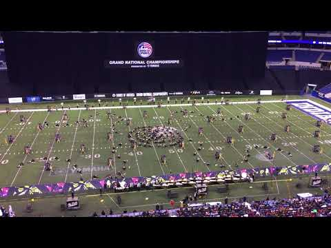 The Pride of Broken Arrow 2017 Grand National Championships Final Performance