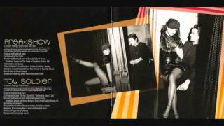 Britney Spears Blackout Digital Booklet