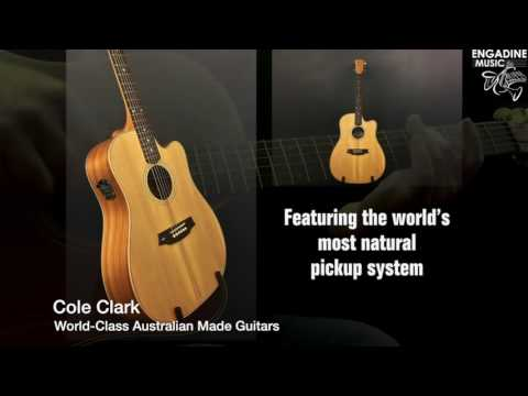 Cole Clark Guitars And Engadine Music