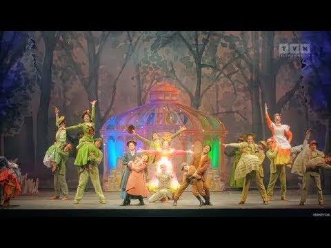 Mary Poppins al Nazionale di Milano - La tata più celebre del mondo nel primo musical italiano